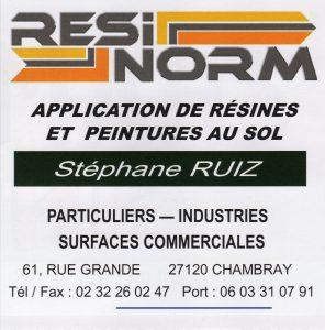resinorm
